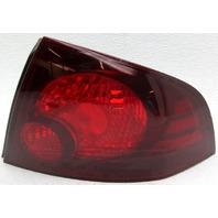 OEM Nissan Sentra Right Passenger Side Tail Lamp 265506Z825