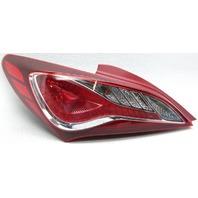 OEM Hyundai Genesis Coupe Left Tail Lamp 92401-2M550