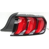 OEM Ford Mustang Right Passenger Side LED Tail Lamp Lens Crack
