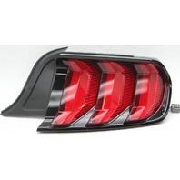 OEM Ford Mustang Right Passenger Side LED Tail Lamp Lens Chip