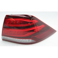 Export Mercedes-Benz GLE-Class Right LED Tail Lamp 1669065801 Lenz Crack