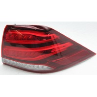 OEM Mercedes-Benz GLE-Class Right LED Tail Lamp 1669065801 Lens Crack