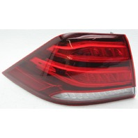 OEM Mercedes-Benz GLE-Class Left Driver Side LED Tail Lamp 1669065701 Lens Chip
