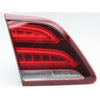 OEM Mercedes-Benz GLE-Class Left Driver Side LED Tail Lamp 1669065902 Lens Crack