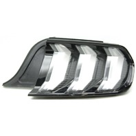 Non-US Market Ford Mustang Right LED Tail Lamp Lens Chips