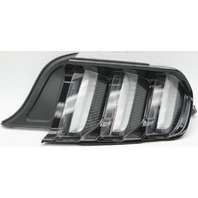 Non-US Market Ford Mustang Right Side LED Tail Lamp Lens Chips