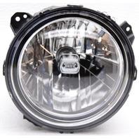 Non-US Market Jeep Wrangler Halogen Headlamp Tab Missing 55112877AA
