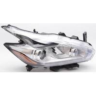 OEM Nissan Murano Right Passenger Side LED Headlamp Mount Missing 260105AA5C