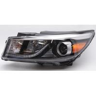 OEM Kia Sedona Left Driver Side HID Headlamp w/Ballast w/Bulb 92101A9400