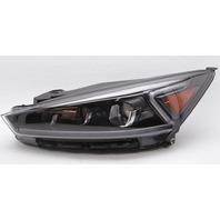 OEM Kia Cadenza Left Driver Side LED Headlamp w/Ballast 92101F6230