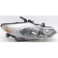 OEM Murano Right Passenger Side Halogen Headlamp 260101AA0D Tab Gone Lens Haze