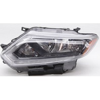 OEM Nissan Rogue Left Driver Side Halogen Headlamp w/Bulb 260604BA2A Tab Gone