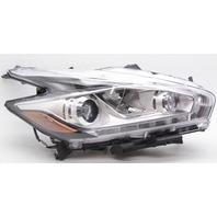 OEM Nissan Murano Right Passenger Side LED Headlamp 260105AA5C Tab Gone