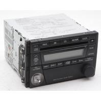 OEM Mazda Protégé AM FM CD Radio Green Light BL8G-66-9R0 Missing Knob