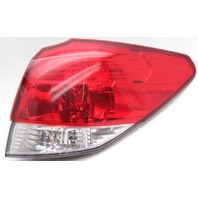OEM Subaru Legacy Outback Right Passenger Side Tail Lamp Lens Chip 84912AJ09A