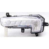 OEM Chevrolet Malibu Left Driver Side LED Front Lamp Tab Missing 25964277