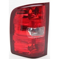 OEM Chevrolet Silverado Sierra 3500 Left Driver Side Halogen Tail Lamp 20840271