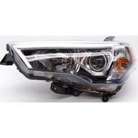 OEM Toyota 4Runner Left Driver Side Halogen Headlamp Tab Missing