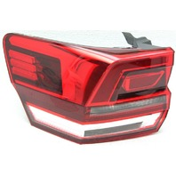 OEM Volkswagen Atlas Left Driver Halogen Tail Lamp Lens Crack