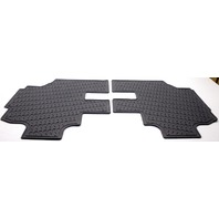 OEM Chrysler Town and Country Middle Row Floor Mat 82208356