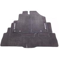 OEM Kia Sorento 7 Passenger 3 Row Black Floor Mat Set - 1UF14-AB500