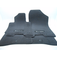 NEW OEM 2016 HYUNDAI TUCSON FLOOR MAT SET DARK GREY - D3F14-AC000