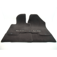 New OEM 2012-2013 Hyundai Tucson Floor Mat Set Brown - 2SF14-AB305-MBS