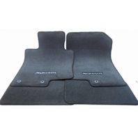 New OEM 2011-2014 Hyundai Sonata SE GLS Limited Floor Mat Set - Black
