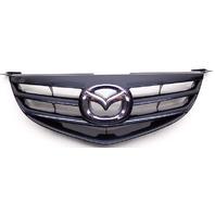 OEM Mazda 3 Sedan Sport Front Grille With Emblem Nordic Green