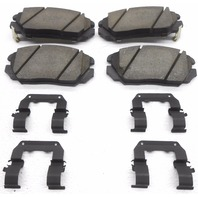 OEM Hyundai Sonata Front Brake Pad Kit With Hardware One Pad Chipped