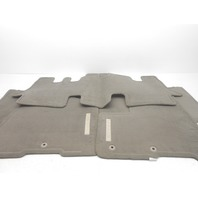 OEM Kia Sedona 4-Piece Floor Mat Set Gray 4DH14-AP000ND