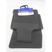 OEM Hyundai Genesis Sedan 4-Piece Rubber Floor Mat Set B1013-ADU00