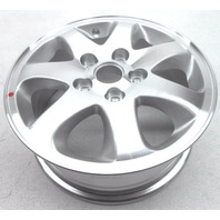 New Old Stock OEM Kia Sedona 15x6 Bare Alloy Rim Wheel Machined K9965-C46050