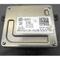 OEM Audi A4 S4 Allroad Running Lamp Power Control Module 4G0-907-697-H