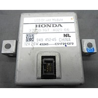 OEM Honda Pilot LED Headlamp Control Module 33100-TG7-A21