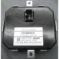 OEM Acura MDX LED Headlamp Driver Module 33100-TZ5-A010-66