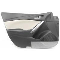 OEM Mazda 6 Front Left Driver Interior Door Panel GJS3-68-450L-34