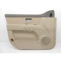 OEM Kia Sorento LX Front Driver Door Interior Trim Panel 82301-3E090C7