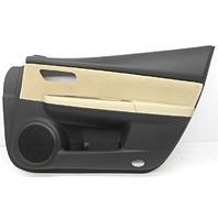 OEM Mazda 6 Front Passenger Interior Door Panel Beige GS3N-68-430H-30