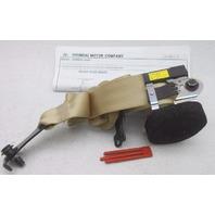 OEM Hyundai Genesis Front Left Driver Side Seat Belt 88870-3M500V2 Beige