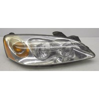 OEM Pontiac G6 Right Halogen Headlamp Lens Haze 20821144