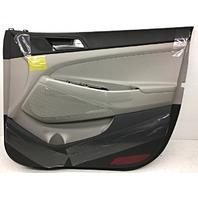 OEM Hyundai Tucson Front Right Passenger Door Panel 82308-D3050-TGG black