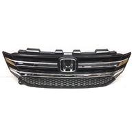 OEM Honda Pilot W/ Smart Cruise Front Upper Grille-Scratches