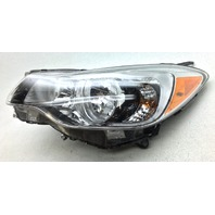 OEM Subaru Impreza XV Crosstrek Left Driver Halogen Headlamp 84001FJ091 Tab Gone