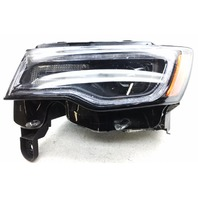 OEM Jeep Grand Cherokee Left HID Headlamp 75th Anniversary Package Tab Gone