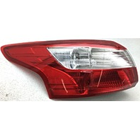OEM Ford Focus Left Driver Side Tail Lamp Lens Crack