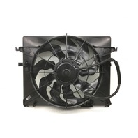 OEM Hyundai Genesis Radiator/Condenser Fan Motor 25380-3M280