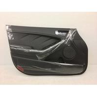 OEM Kia Forte5 Front Left Driver Door Trim Panel Black 82305-A7000D2E