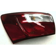 OEM Kia Rio Left Driver Side Quarter Mounted Tail Lamp 924011-W000