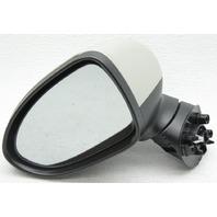 OEM Kia Rio Left Driver Side Side View Mirror 87610-1W150 Unpainted
